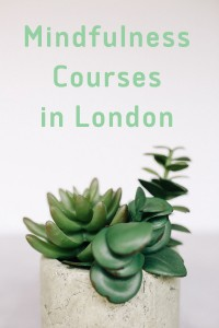 Mindfulness Courses in London
